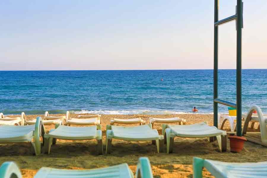 Telatiye Resort Hotel 5 Oteli Turcii Kompas