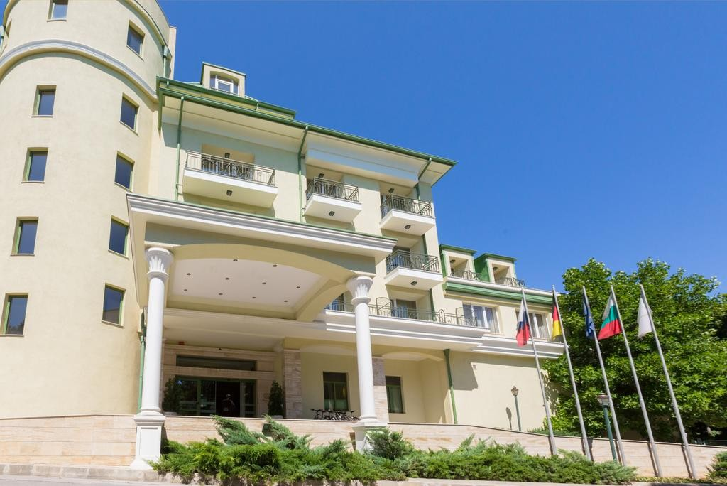 Отель романс болгария фото